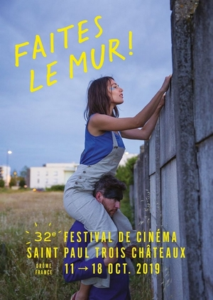 Festival Cinema à St Paul 3 Chateaux du 11 au 18 oct 2019