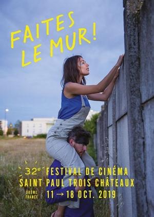 Festival Cinema à St Paul 3 Chateaux du 11 au 18 oct 2019